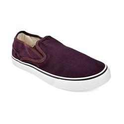 Giày lười nam màu tím L005 size 43