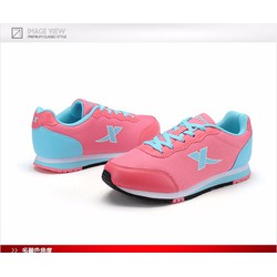 Giày running shoes Xtep nữ