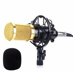 Microphone thu âm BM800