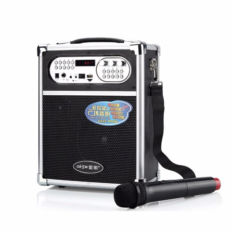 690k - Loa bluetooth karaoke xách tay Q78 2.5 tấc tặng kèm micro giá sỉ và lẻ rẻ nhất