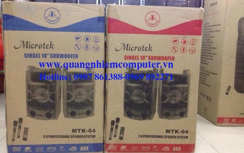 Loa Kéo Microtek 04 7