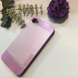 Ốp lưng Iphone4, 4s, 5, 5s họa tiết chấm bi hiệu Motomo
