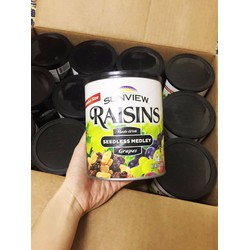 Nho raisins Mỹ