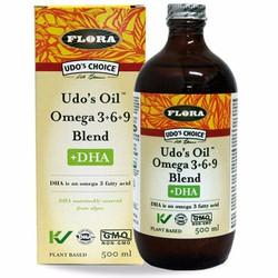 Dầu Omega 3 6 9 DHA cao cấp thực vật hữu cơ phát triển trí não