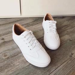 Giày thể thao nữ   Giày thể thao nữ trắng đẹp