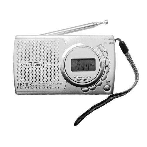 Máy Radio chuyên dụng 9 băng tần SmartHouse SW-321