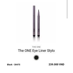 Kẻ mắt nước bền màu mượt mà và chính xác 30475
