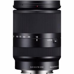 Ống Kính Sony E-Mount E 18-200 mm F3.5–6.3 OSS LE Chính Hãng