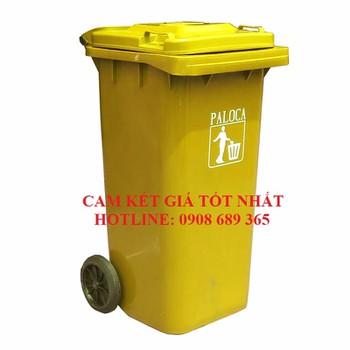 Thùng rác nhựa y tế - 0908 689 365 - Thùng rác nhựa y tế