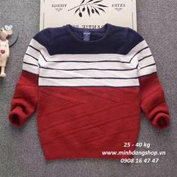 Áo len từ 25 - 40 kg hàng nhập chất đẹp