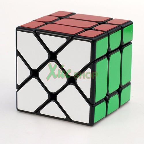 Rubik 3x3 viền đen Fisher YongJun - 3x3x3