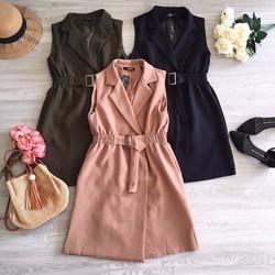Đầm vest