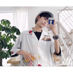 ULZZANG BOY - Sơ mi phong cách Ulzzang Boys hot trend xứ Kim Chi 2017