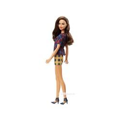 Barbie Fashionistas - Dáng cao áo váy kẻ sọc caro