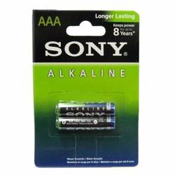 Bộ 2 vỉ pin Sony Alkaline AAA