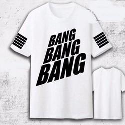 Áo Phông Big Bang Bang Bang Bang