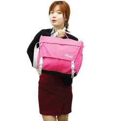 Túi xách xuất khẩu thương hiệu Summit Hồng