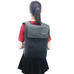 Simplecarry ba lô laptop 15.6 inch K1 Dgrey
