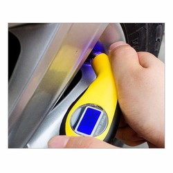 Đồng hồ đo áp suất lốp xe điện tử