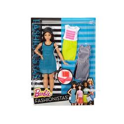 Barbie Fashionistas - Quần áo thể thao dạo phố