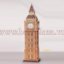 Bộ đồ chơi mô hình giấy - Tháp đồng hồ Big Ben