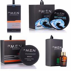 Bộ 4 sản phẩm dưỡng da cao cấp The Men