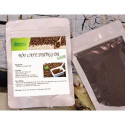 250g - Bột cafe nguyên chất dưỡng trắng da và tẩy tế bào chết 250gr