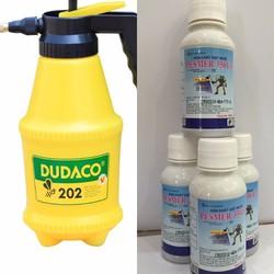 Combo 2 chai thuốc diệt muỗi 100ml tặng bình xịt