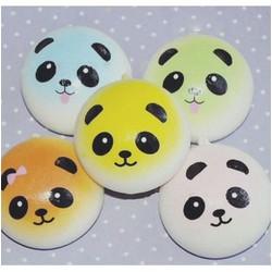 Squishy Panda có màu dễ thương 11cm