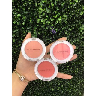 PHẤN MÁ HỒNG NATURE REPUBLIC BY FLOWER BLUSHER - PHẤN MÁ HỒNG NATURE REPUBLIC thumbnail