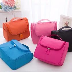 Túi đựng mỹ phẩm đồ cá nhân Big Size tiện ích khi đi du lịch
