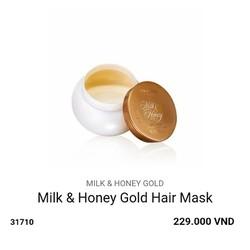 Mặt nạ dưỡng tóc cho tóc khô và hư tổn 31710