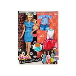 Barbie Fashionistas - Lacey thời trang và phụ kiện
