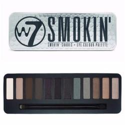 Phấn Mắt W7 SMOKIN Eye Colour Palette