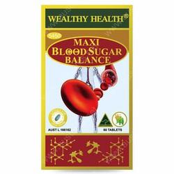 hỗ trợ điều trị Tiểu Đường Maxi Blood Sugar Balance