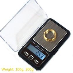 cân tiểu ly 100g001g cân mini chính xác giá rẻ điện tử