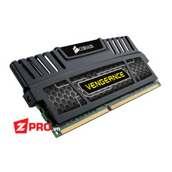 Ram Corsair Vengeance 4GB Bus 1600 DDR3 C9