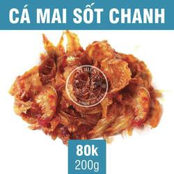 Cá Mai Sốt Chanh 200g