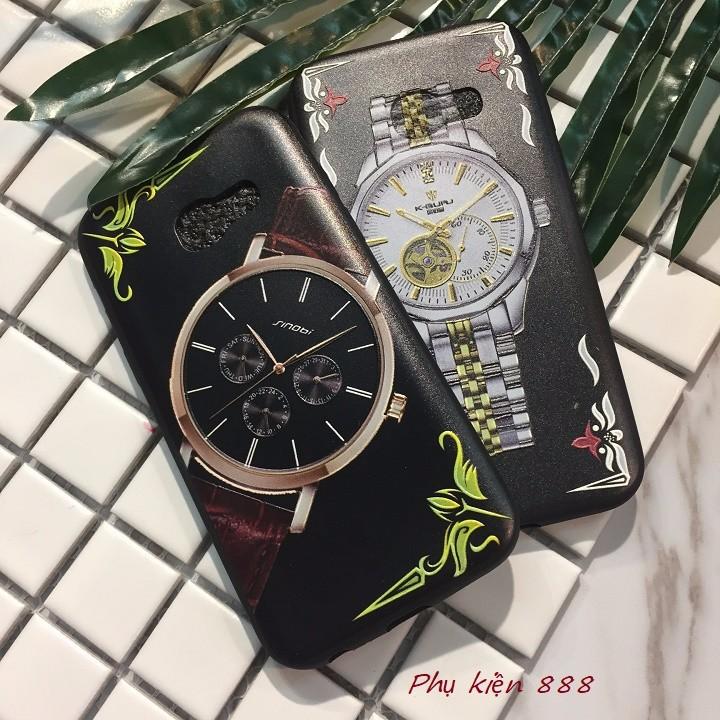 Ốp lưng Samsung Galaxy J7 Prime đồng hồ 7