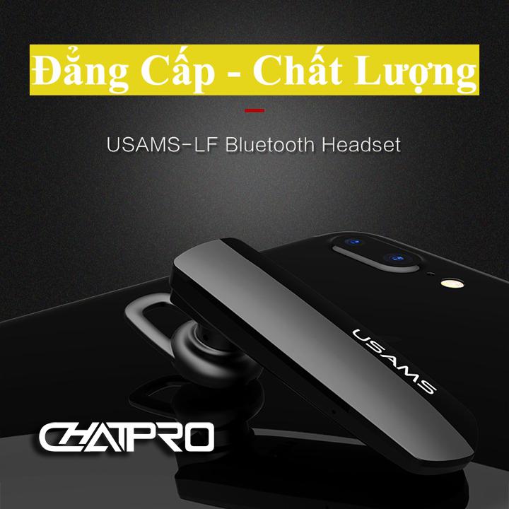 Tai Nghe Bluetooth Usams LF001 Chính Hãng 2