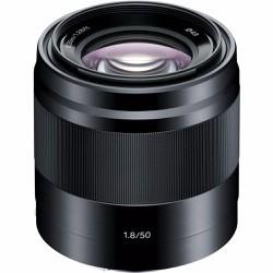 Ống Kính Sony E-Mount E 50 mm F1.8 OSS