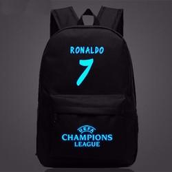 Ba lô vải dù phát quang Ronaldo N126