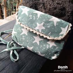 Túi đeo chéo ngôi sao D4075