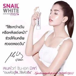 Xịt khoáng dưỡng da tinh chất Ốc Sên Snail White Syn-Ake Mist