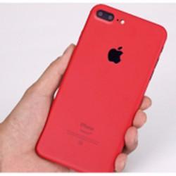 Miếng dán skin dành cho iphone5 và  5s màu đỏ