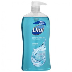 Sữa Tắm Dial Dial Spring Water Hydrating Body Wash 946ml