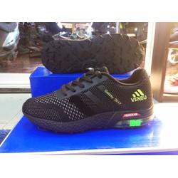 giày thể thao nam đen full đế air