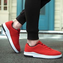 Giày sneaker nam hàn quốc đỏ