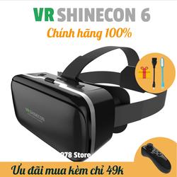 [TẶNG TK VIP][CHÍNH HÃNG] Kính thực tế ảo Shinecon 6 | Kính VR Kính 3D