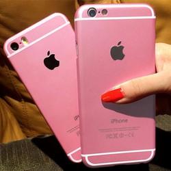 Miếng dán skin dành cho iPhone7 màu hồng